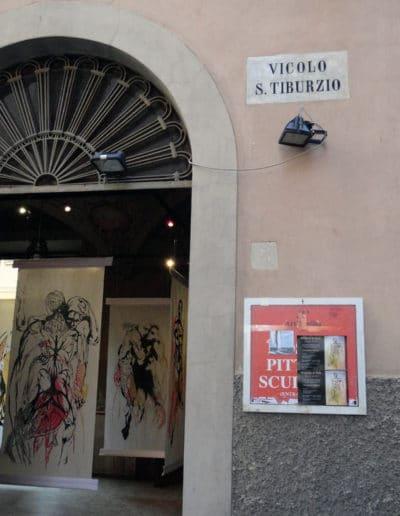 Art'emelia Gallery, Parma, Italy
