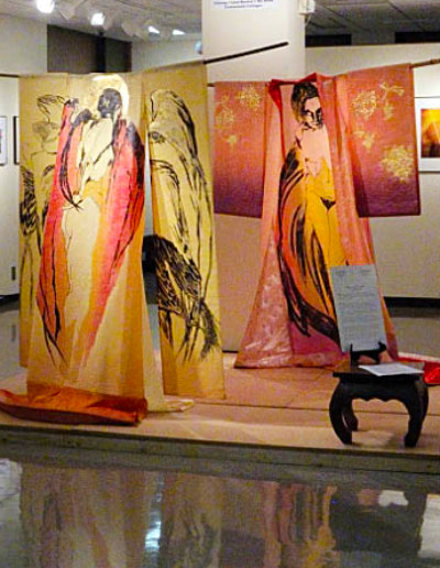 SSH Gallery with Kimono Wings and Something To Wear