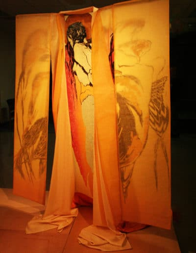 Kimono To Wear, shown at SSH Gallery